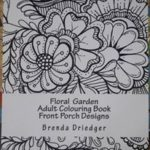 Floral Garden, Front Porch Designs
