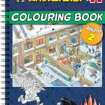 Jan van Haasteren Colouring Book 2