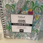 Nature Motives Colouring book