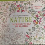 Nature - colouring for mindfulness