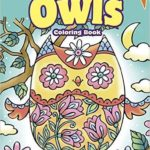 Owls Coloring Book (Dover Spark)