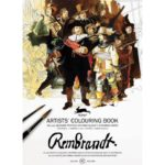 Rembrandt. Artist Colouring Book