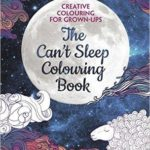 The Can´t Sleep Colouring Book