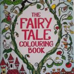 The Fairy Tale Coloring Book