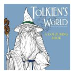 Tolkiens World, A Colouring Book