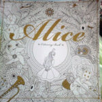 Alice coloring book