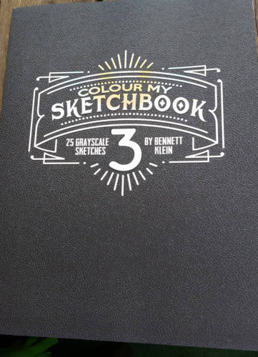 Color my Sketchbook 3 9781535253765
