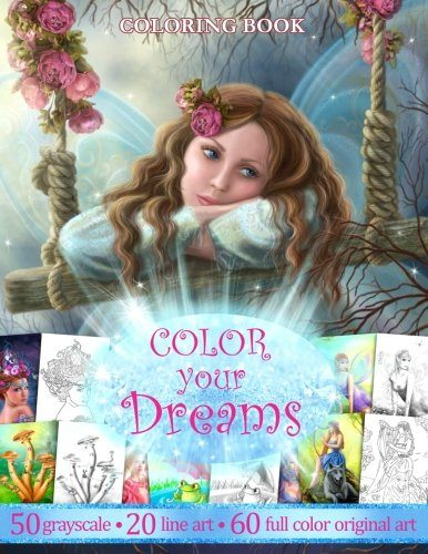 Color your Dreams 9781535556965