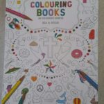Colouring Books Sea & Ocean