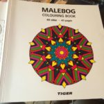 Malebog : Colouring Book Tiger